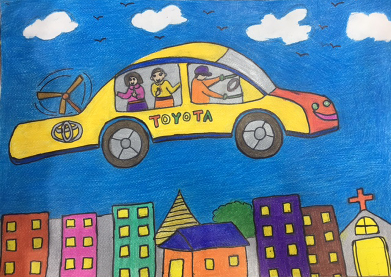 12th Toyota Dream Car Art Contest