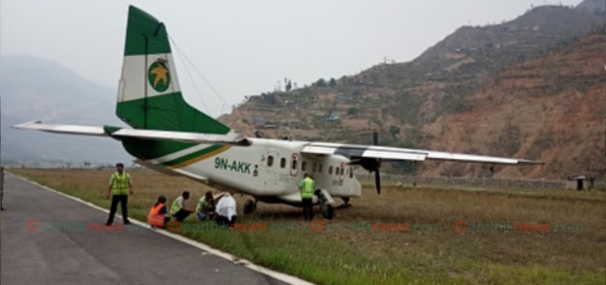 Tara Airlines aircraft meets accident