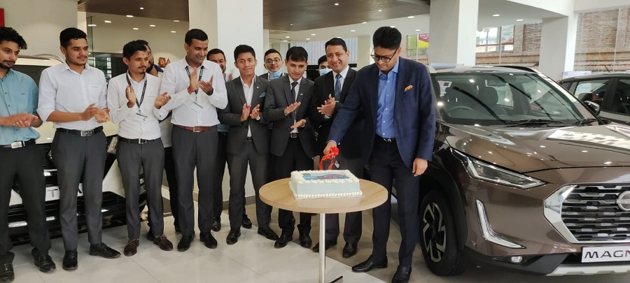 Nissan Celebrates 1111 Magnites on the Roads » Meroshare